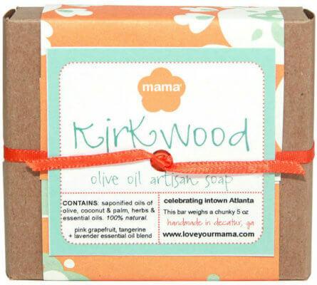 Kirkwood Neighborhood Soap | Mama Bath + Body