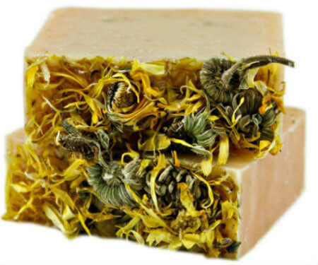 Zen Soap (Lemongrass + Ginger) - Gift Wrapped | Mama Bath + Body