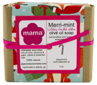 Merri-Mint Soap - Gift Wrapped | Mama Bath + Body