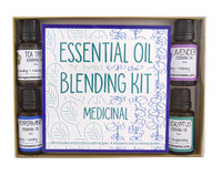 Essential Oil Blending Kit - Medicinal | Mama Bath + Body