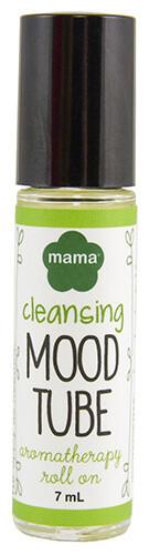 Cleansing (Lemongrass + Rosemary) Mood Tube   Mama Bath + Body
