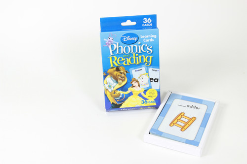 Would it be fun when your Kid love learning? With some help from the Disney Character it will sure be some fun to learn a bit about reading and phonetics!
