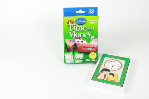 Play and Learn the Time with the beloved disney character it will be an easier task as before.