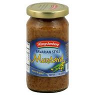Hengstenberg Bavarian Style sweet mustard 7.1 oz Jar