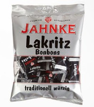 Jahnke Licorice - Lakritz Bonbon  125 g - 4.41 oz