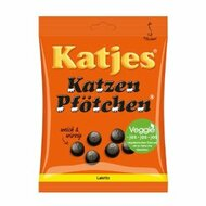 Katjes Katzenpfoetchen - Licorice 200 g