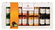 Niederegger Marzipan Klassik Variationen - Classic Variations (Pineapple, Orange, Espresso, Pistachio) - 200 g/7.0 oz