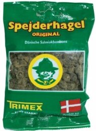 Spejderhagel in a 100g Bag