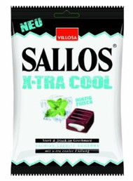 Villosa Sallos X-tra cool  Bag of 150g - 5.29oz