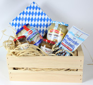Bavarian Time Gift Tray hamper bavarian specialties not only for Oktoberfest
