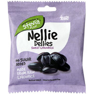 Toms Stevia Nellie Dellies Sweet licorice 90g / 3.1 Oz (semi chewy licorice)