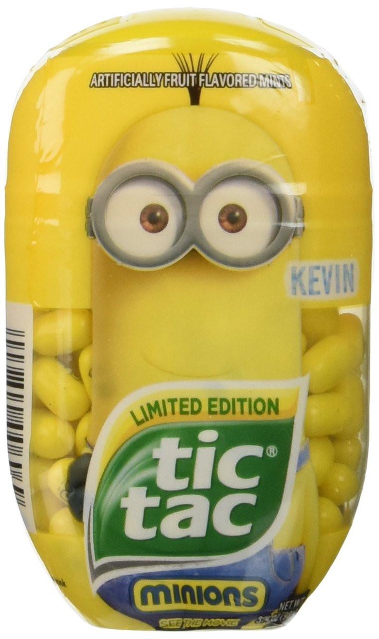 tic tac banana minions kevin big box 3 46 oz 98g mygermancandy com