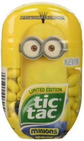 Tic Tac Banana Minions KEVIN Big Box 3.46 Oz - 98g