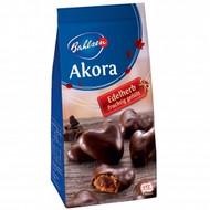 Bahlsen - Akora - Edelherb / Bitter Sweet Fruchtig Gefüllt - 150g - 5.29Oz