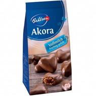 Bahlsen - Akora - Milchschokolade Fruchtig Gefüllt - 150g - 5.29Oz