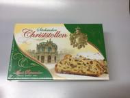 Emil Reimann Saechsischer Christstollen - Saxon Stollen 1000g / 35.27 Oz Green Gift Box (Cardboard)