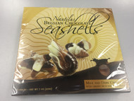 Nautilus Belgian Chocolate Seashells - 18 pcs - 200g - 7 Oz