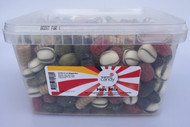 Hot Mix Licorice Biggest Box - 2500 gram / 2.5 KG / 88 oz