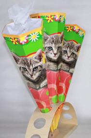 "Kidscone Kitty-Cat (Hexa) Schultüte Zuckertüte (27"")"