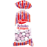 Piasten Schoko Linsen Mint Chocolate dragees 250g - 8.8Oz Bag