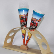 "KidsCone 14.5"" - The Medium One Route 66 Trucks"