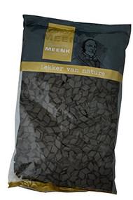 Dutch Salmiak Licorice Pastilles 1KG - 35.2 Oz - 2.2 pounds Bag