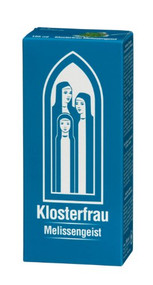 Klosterfrau Melissengeist 155 ml Glas Bottle