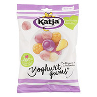 Katja Katjes | Yoghurt Gums | Fruity Candy  350g - 12.3 oz