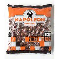 Napoleon Candy - Zwart wit kogels/Black white balls | Sweet Hard Candy  | 1 kg. - 35 Oz.
