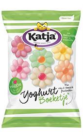 Katja / Katjes | Yoghurt Boeketje - Yoghurt bouquet| Fruity Yoghurt Vegetarian Candy  | 275g - 9.7oz