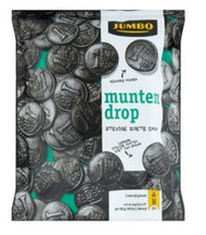 Munten Drop Muntendrop |Dutch Licorice| Coins stevige zoete 350g - 12.3 oz Bag