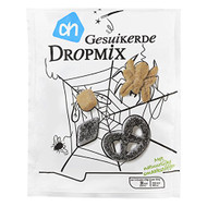 Gesuikerde dropmix |Dutch Licorice| soft licorice & licorice marshmallow with sugar coating 250g - 8.8 oz Bag