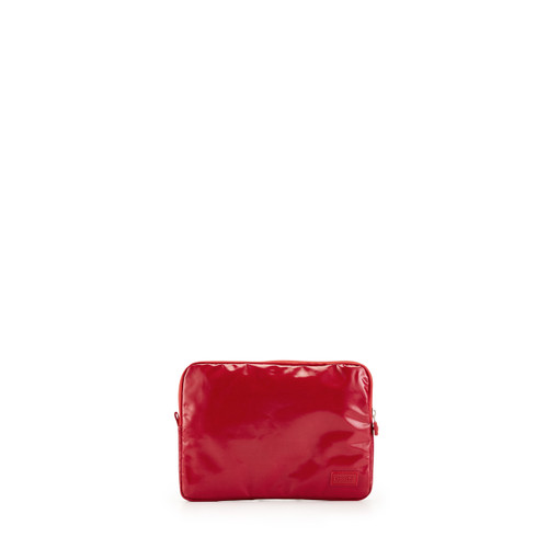 flight pouch red