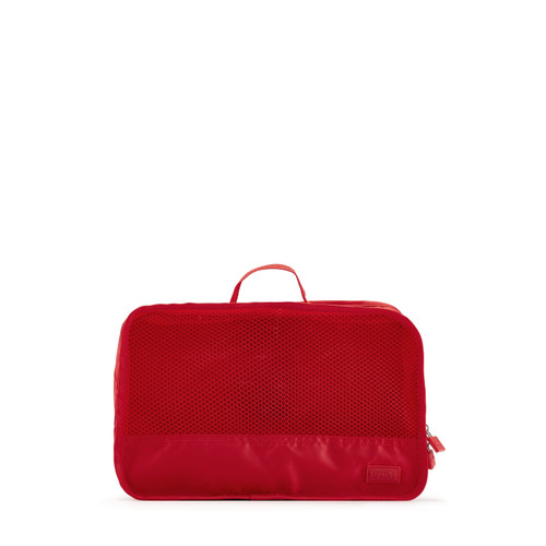 luggage organiser (small) red
