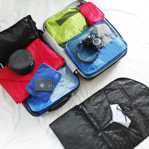 PACK B: suited for flying