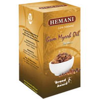 Hemani Gum Myrrh Essential Oil 30ml