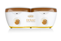 GiGi Deluxe Double Wax Waxing Warmer # 0230