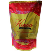Hemani Natural Red Henna Powder with Saffron 150g