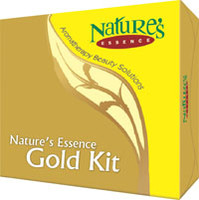 Natures Essence Aromatherapy Beauty Gold Facial Kit