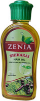 Zenia Shikakai Hair Oil 100% Natural No Mineral Oil 200ml