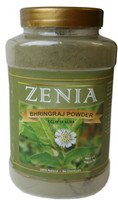 200g Zenia Bhringraj Powder Bottle 100% Natural