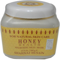 Honey Mud Mask Salon Size