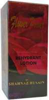 Shahnaz Flower Power Rehydrant Lotion - White Water Lilly
