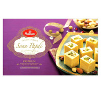 Haldiram's Soan Papdi classic 250g made using vegetable oil