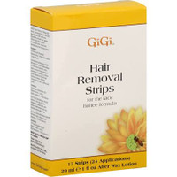 Gigi Hair Removal Strips #0399