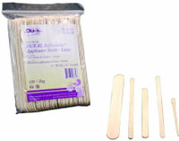 Dukal Reflections Spa Applicator Sticks Strong