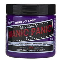 Manic Panic Electric Amethyst Classic Semi-Permanent Hair Dye Color  Classic Cream 4 Oz