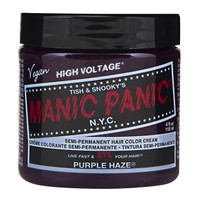 Manic Panic Purple Haze Classic Semi-Permanent Hair Dye Color Cream 4 Oz