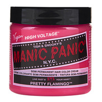 Manic Panic Pretty Flamingo Classic Semi-Permanent Hair Dye Color Cream 4 Oz