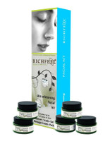 Richfeel Skin Whitening Facial Kit  SALOON Pack